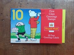 GRAN BRETAGNA - Francobolli Augurali 1993 In Libretto Nuovi ** (sottofacciale) + Spese Postali - Carnets