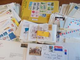Lot N° 595  MONDE  Une Autre Archive De Plus De 500 Lettres - Timbres
