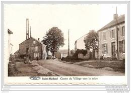 SAINT - MEDARD ..--  Centre Du Village , Vers La Culée . - Herbeumont
