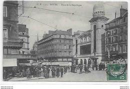 Rouen - Place De La République - Rouen