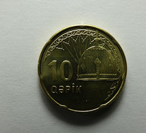 Azerbaijan 10 Qapik 2006 - Aserbaidschan