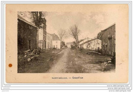 SAINT - MEDARD ..--  Grand' Rue . - Herbeumont