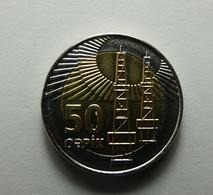 Azerbaijan 50 Qapik 2006 - Aserbaidschan