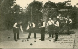 BOULES PETANQUE FANNY ANGERS - Angers