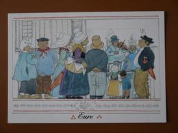 MONIQUE TOUVAY  EURE - Autres Illustrateurs