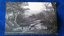 The Stepping Stones Galgate Lancaster England - Inghilterra