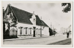 Café De Gitschotel, Gitschotellei  - Fotokaart [373] - Antwerpen