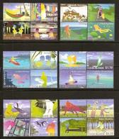 Cook Islands  2017 Yvertn° 1593-1616 Micheln° 1966-1984 *** MNH Cote 82 Euro Toerisme Tourisme - Cook