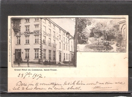 Saint-Trond  Grand Hotel Du Commerce - Sint-Truiden