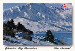 1 AK New Zealand * Spinnaker Bay In Queenstown - Südinsel Von Neuseeland * - Neuseeland