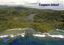 1 AK Solomon Islands * Tetepare - Unbewohnte Insel In Der Western-Provinz - Größte Unbewohnte Tropische Insel Im Pazifik - Salomoninseln