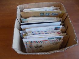 Lot N° 594  MONDE  Une Archive De Plus De 500 Lettres - Timbres