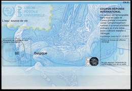 BELGIQUE BELGIE BELGIUM Do36  20130524 AA International Reply Coupon Reponse Antwortschein IAS IRC Hologram O 25.08.2014 - Ganzsachen