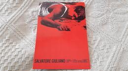 Film Salvatore Giuliano Francesco Rosi - Manifesti Su Carta