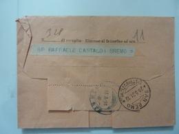 Telegramma Per San Remo 1931 - Storia Postale