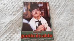 Film Paolo Il Caldo Marco Vicario Giancarlo Giannini Rossana Podesta - Manifesti Su Carta