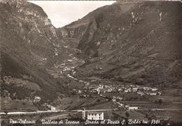 486/FG/19 - ALPINISMO - VALLATA DI TOVENA - STRADA AL PASSO S. BOLDO (TREVISO) - Treviso