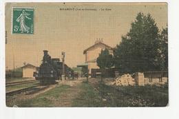 MIRAMONT - LA GARE - TRAIN - 47 - France