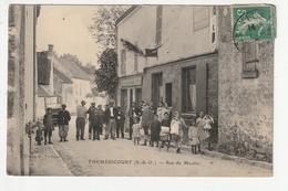 THEMERICOURT - RUE DU MOULIN - 95 - France