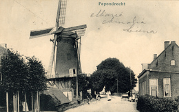 Papendrecht, Molen De Hoop, Korenmolen - Nederland
