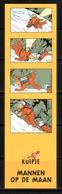 Tintin : 1 Marque-page Tintin Sur La Lune. - Portfolios