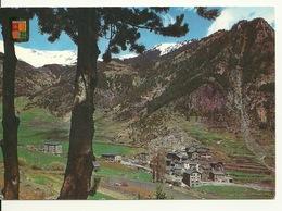 VALLS D' ANDORRA / ARINSAL Avec PHILATELIE OISEAU - Andorre