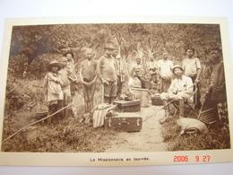 C.P.A.- Afrique - Cameroun - Missions Prêtres Sacré Coeur - Missionnaire En Tournée - 1950 - SUP (BD73) - Cameroun