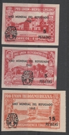 E 81/83 Ongetand  ** - Commemorative Labels