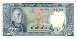 Laos 5000 Kip 1975 UNC .C4. - Laos