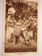 C.P.A.- Afrique - Cameroun - Missions Prêtres Sacré Coeur - Fête Au Village - Tambours - 1950 - SUP (BD76) - Cameroun