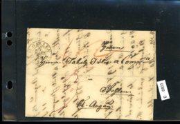 Schweiz Vorphilatelie, Brief Nach Wohlen (Aargau), Aus St. Gallen, 1849 - ...-1845 Préphilatélie