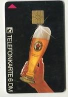 TK 02794 GERMANY - Chip O1990 11.95 Beer - Franziskaner 2 000 Ex. - Allemagne