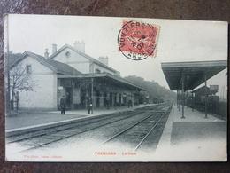 VOUZIERS   La Gare   TBE - Vouziers