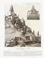 à ( HANOI )  Un MONUMENT à La FRANCE  1909 - Viêt-Nam