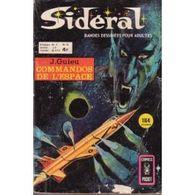 Lot De Bds SIDERAL (artima Aredit) - Books, Magazines, Comics