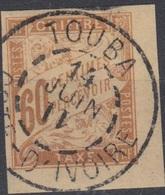 #135 COLONIES GENERALES TAXE N° 24 Oblitéré Touba (Cote D'Ivoire) - Postage Due