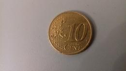 PIECE DE 10 CT D'EURO ALLEMAGNE 2003 A - Allemagne