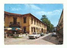CT--02889-- PALAZZOLO MILANESE-VIA C.ZELATI-AUTO EPOCA-INSEGNA TABACCHI-AUTO EPOCA-VIAGGIATA 1972 - Italia