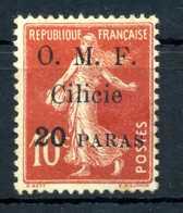 1920 CILICIA N.82 (*) - Cilicia (1919-1921)