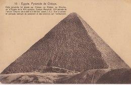 Pyramide De Chéops - Gizeh