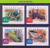 Naa2175 FAUNA VOGELS PARKIET PARAKEET BIRDS VÖGEL AVES OISEAUX AUSTRALIA 2001 PF/MNH # - Collections, Lots & Séries