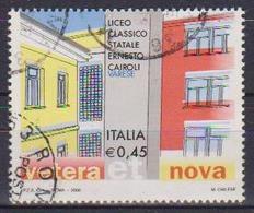 ITALIA  REPUBBLICA 2006 SCUOLE D'ITALIA SASS. 2868 USATO VF - 2001-10: Usati