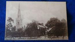 Church & Rectory, Hemingford Abbots England - Inghilterra