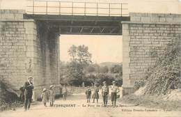 "CPA FRANCE 62 ""Hydrequent, Pont Du Chemin De Fer"" - Frankrijk"