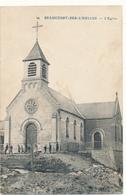 BEAUCOURT SUR L'HALLUE - L'Eglise - France