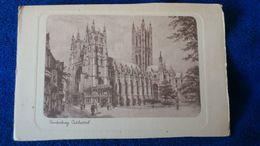 Canterbury Cathedral England - Canterbury