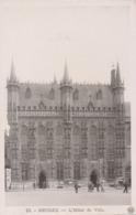 R046047 Bruges. L Hotel De Ville. Rose - Cartes Postales