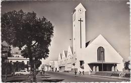 CASABLANCA - Eglise Saint-Antoine De Padoue - CPSM PF Datée 1957 - Casablanca