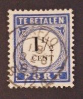 Nederland/Netherlands - Nr. P15 Met Stempel Kleinrond Baflo - Postage Due