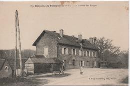 DOMAINE DE PAIMPONT  LA CANTINE DES FORGES - France